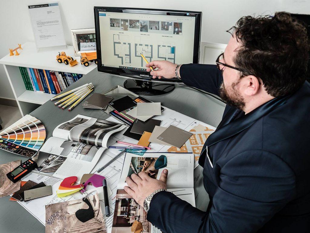 Ristrutturare casa Milano con l'architetto Antonio Felicetti ristrutturare a distanza