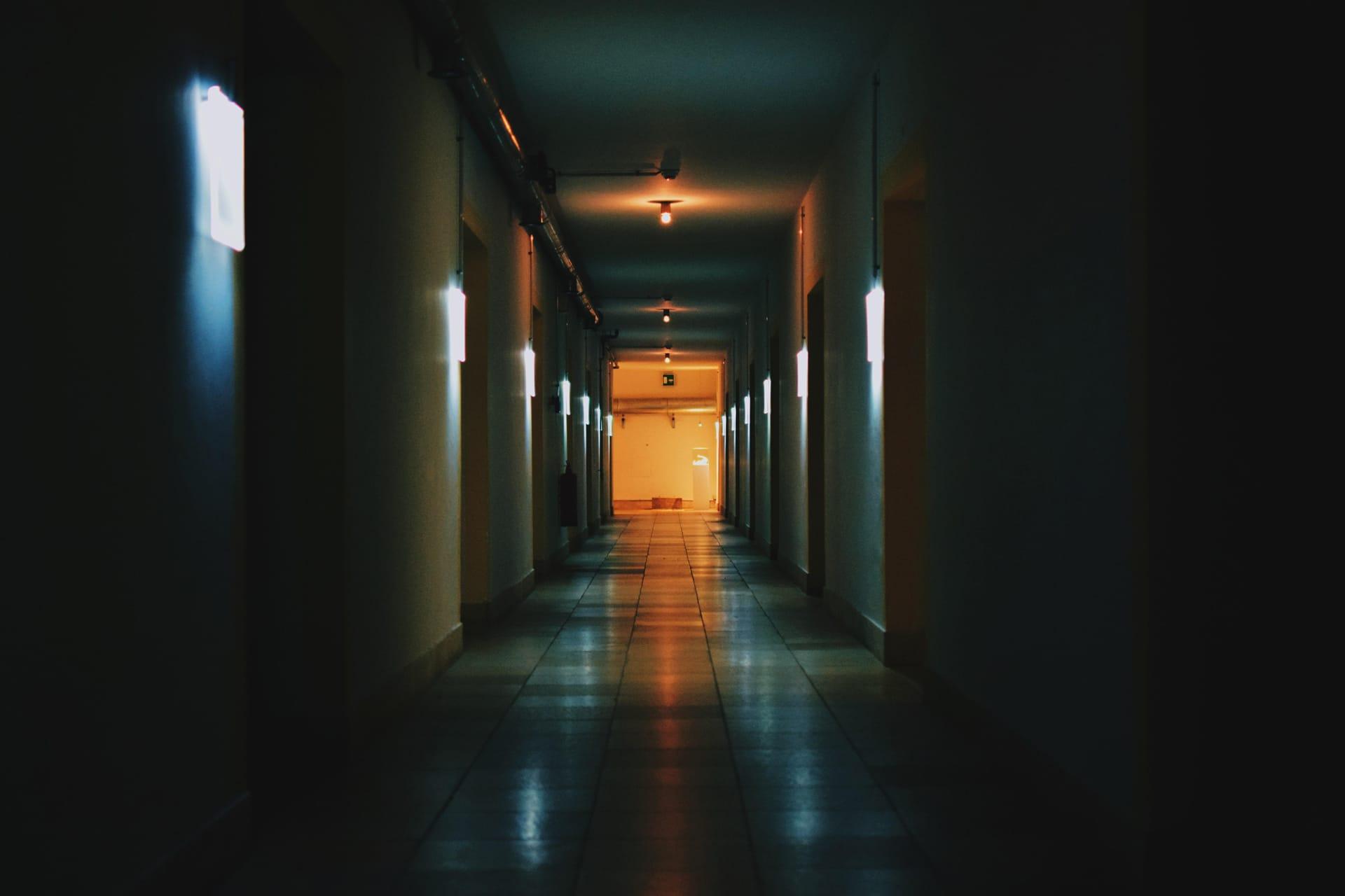come rendere più confortevole e interessante uno spazio buio